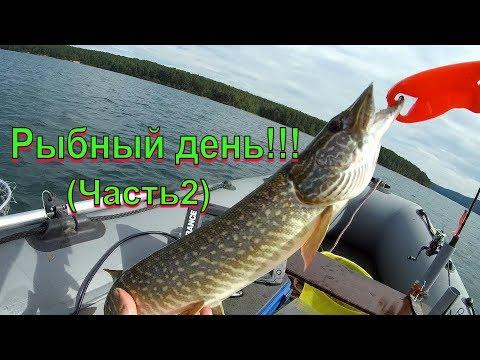 Рыбный день!!! (часть2)
