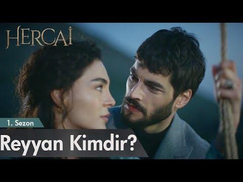 Hercai'nin Reyyan'ı kendini anlatıyor!