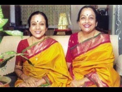 Parivadini LIVE- Sangita Kalanidhis Bombay Sisters C Saroja & C Lalitha for Sunadalahari
