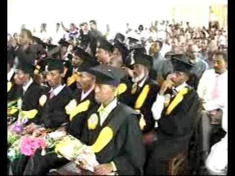 MEKELE ABA SELAMA Graduation 2004