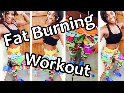 Full Body Fat Burning Workout | Scola Dondo