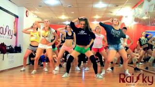 Катя Шошина   Booty Dance   RaiSky Dance Studio