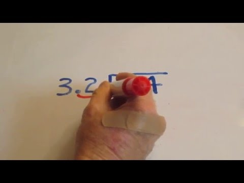 Dividing With Decimals - New Example