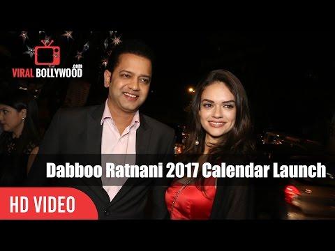 Rahul Mahajan At Dabboo Ratnani Calendar Launch 2017