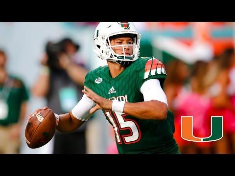 Brad Kaaya: Miami Hurricanes Next Heisman Winner?