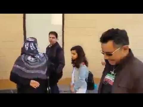 This way Canada is in Huge danger : Iranian Islamic Regime People