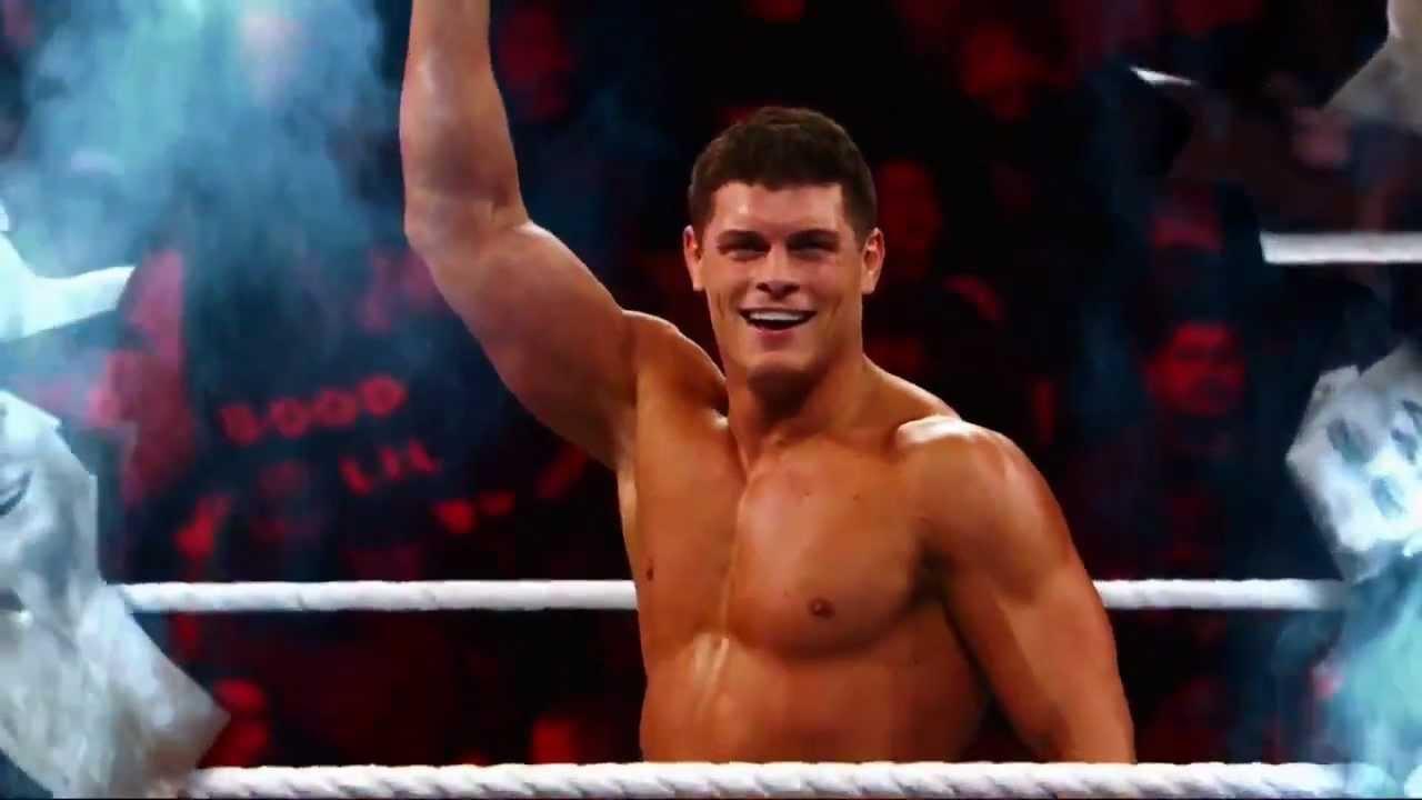 Cody Rhodes 8th WWE Entrance Video YouTube