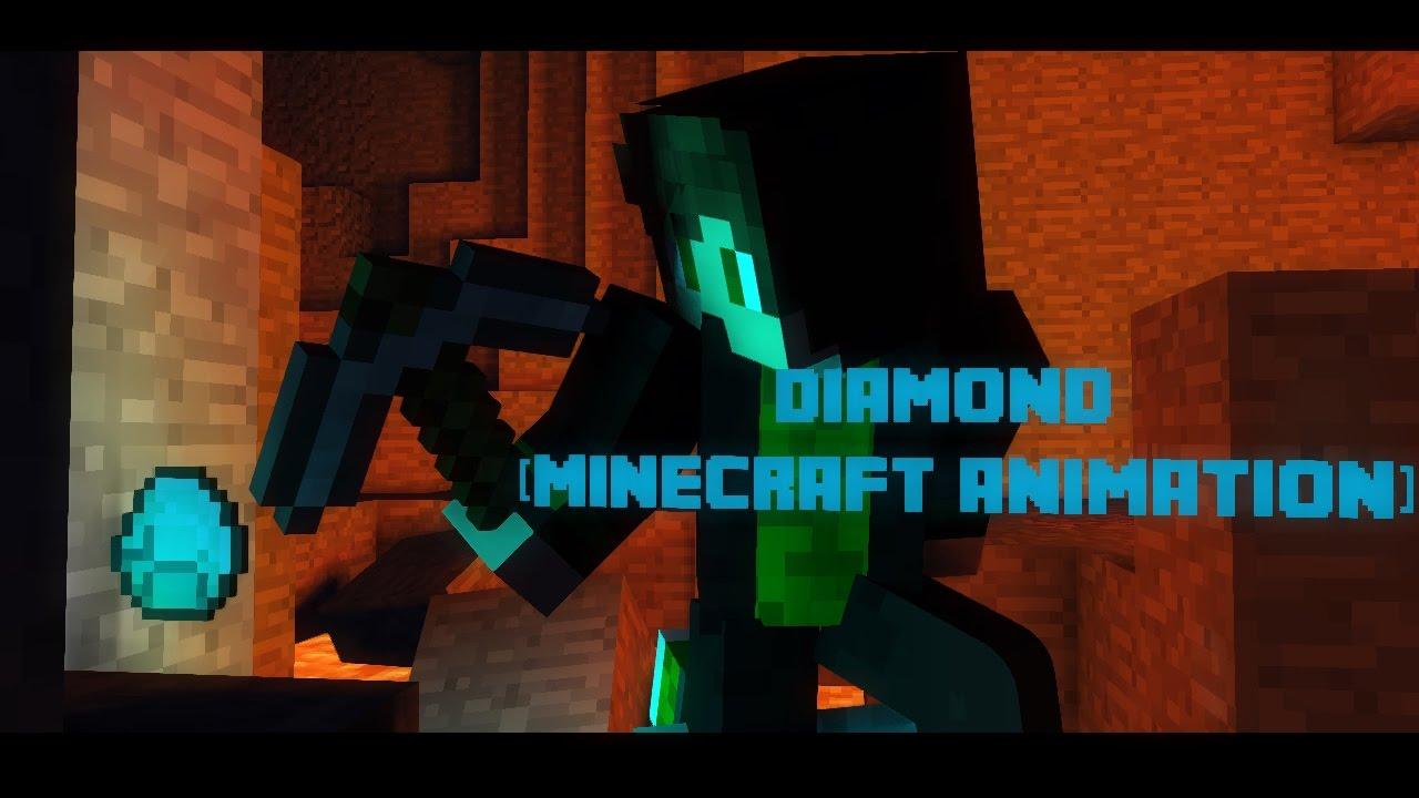Diamonds!!! - Minecraft Animation - YouTube