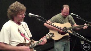 "Sam Bush ""Eight More Miles To Louisville"" Live at KDHX 7/8/10 (HD)"