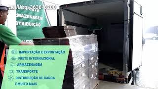 CAMPANHA MARTINS LOGÍSTICA INTERNACIONAL