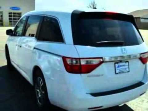 2012 honda odyssey 5dr ex l van fort wayne in youtube. Black Bedroom Furniture Sets. Home Design Ideas