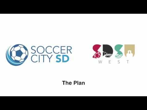 SoccerCity vs SDSU West - The Plan