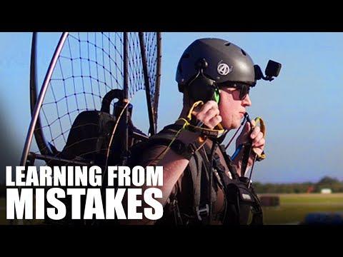 INSTRUCTOR DEBRIEFING - Paramotor First Flight