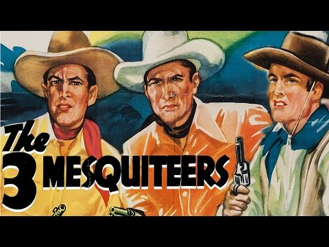 The Riders of the Whistling Skull (1937) THE THREE MESQUITEERS