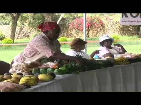 Promoting Organic Farming