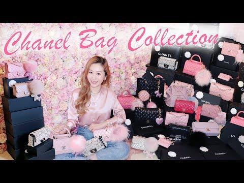 my-entire-chanel-handbag-collection-❤️-+-mod-shots-💖-lindiess-|-ad
