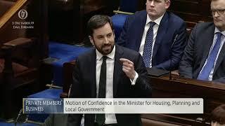 Deputy Eoghan Murphy - speech from 3 Dec 2019