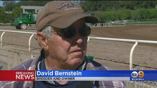 Owner Of 22nd Horse To Die At Santa Anita Speaks To CBS2