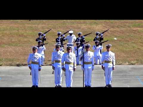 Philippine Merchant Marine Academy - Silent Drill