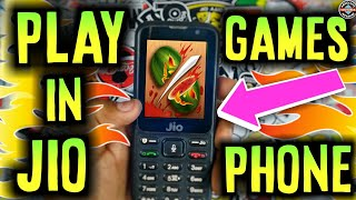 Jio phone new games: how to play online games in jio phone | play best jio phone online games (2018)