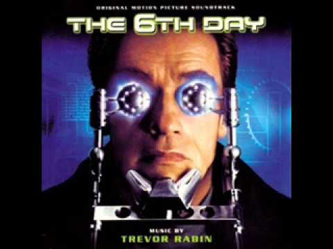 The 6th Day : The Roof Top (Trevor Rabin)