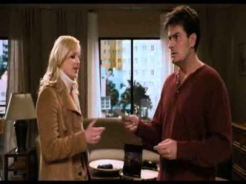 Charlie Sheen Viagra Scary Movie