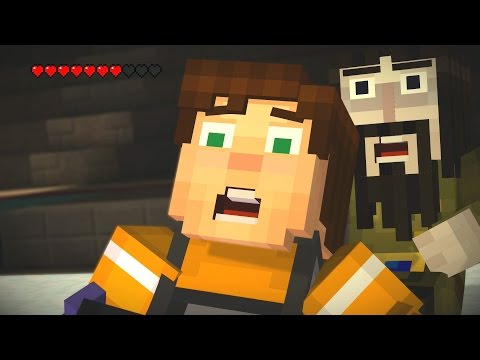 Minecraft: Story Mode - Episode 8 - The Old Builders (34)