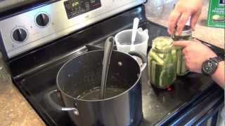 Lisa's Dill And Garlic Pickle Recipe