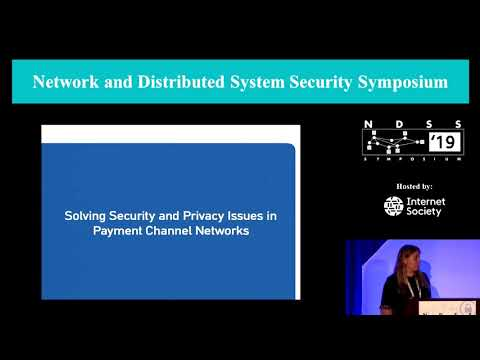 NDSS 2019   Anonymous Multi-Hop Locks for Blockchain Scalability and Interoperability