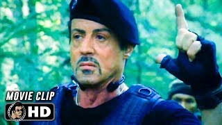 THE EXPENDABLES 2 Clip - That Loaded? (2012) Sylvester Stallone