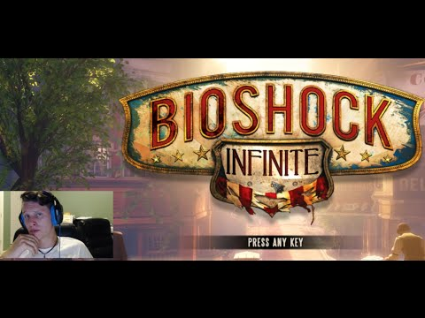 Bioshock Infinite Let's Play W/ Siege Pt. 4