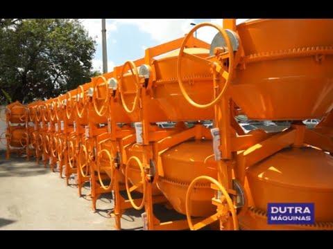 Dutra Máquinas: Seção Construção