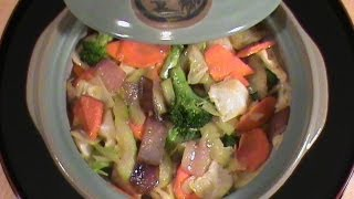 Vegetable Medleys -- Quick & Easy Vegetarian Cuisine By Chinese Home Cooking Weeknight Show
