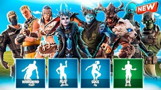 🔥 *FILTRATED* ALL NEW FORTNITE SKINS AND BAILES! 🔥 (UPDATE 7.20) [Flopper]