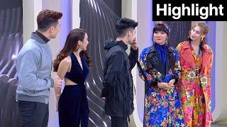 เด็กเก่ามาปะทะเด็กใหม่ | Highlight : The Face Men Thailand season 3 Ep.1-1