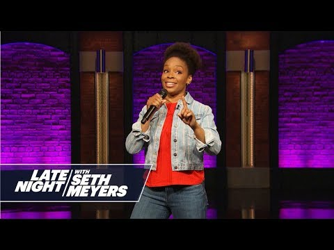 Amber Ruffin Raps a Response to Kanye West's Slavery Comments
