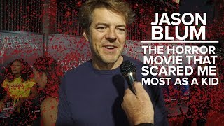 Jason Blum Halloween Interview: The movie that scared me most   Extra Butter