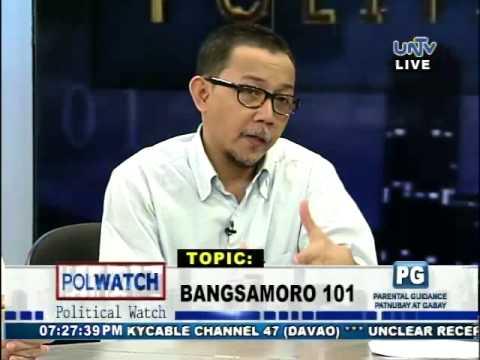 Bangsamoro 101 (Part 1)