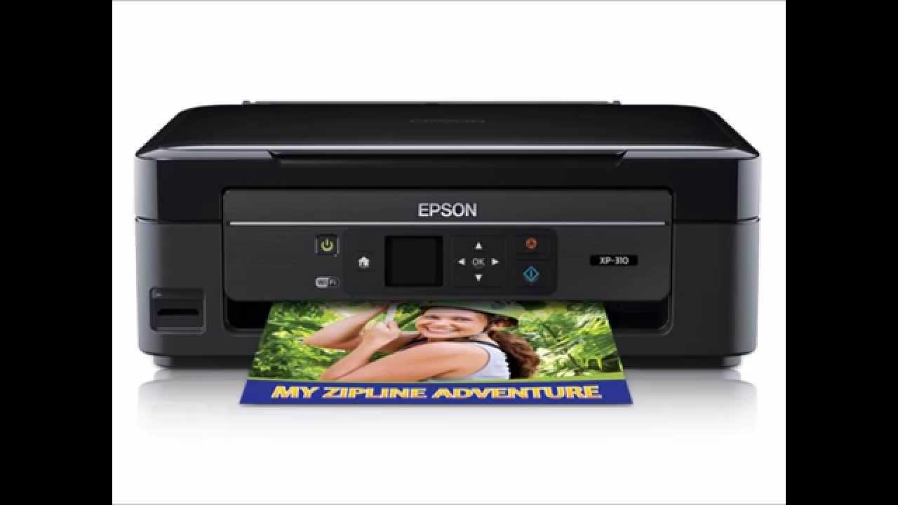 Epson XP-310 Printer Wont Print After Cartridge Change Fix Win 8