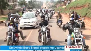 Omuyimbi Busy Signal atuuse mu Uganda
