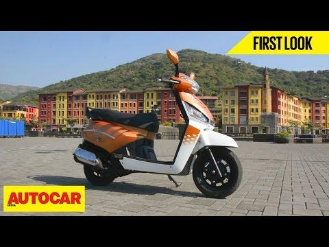 Mahindra Gusto 125 | First Look | Autocar India