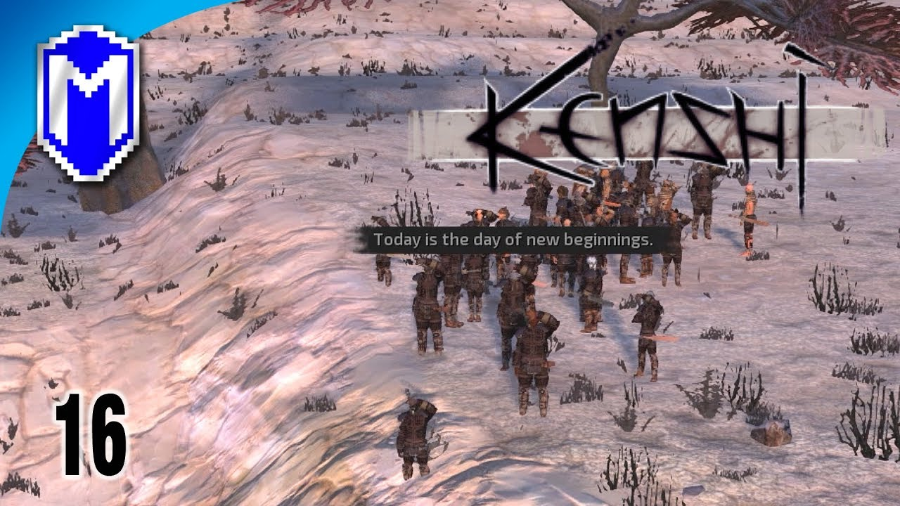 Reaver Raid, The Reavers Are Attacking – Let's Play Kenshi