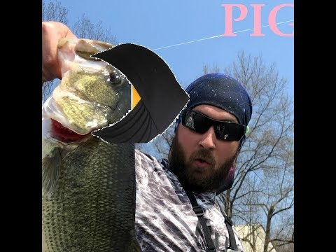 5.2 Pound Indian Bass On Congers Lake
