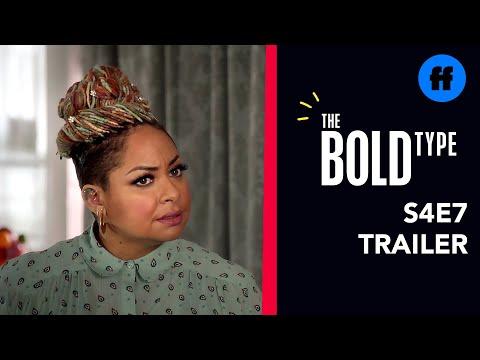 The Bold Type | Season 4, Episode 7 Trailer | Raven-Symoné Guest Stars