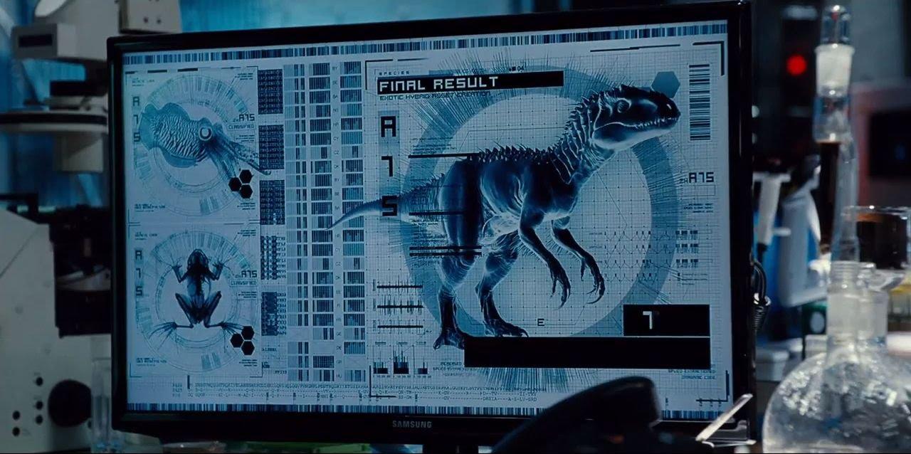 Image result for I rex DNA