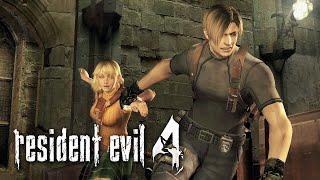Resident Evil 4 персы которых не убить с РПГ