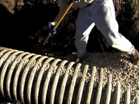 HDPE Pipe Installation, Backfill Procedures (Part 3)