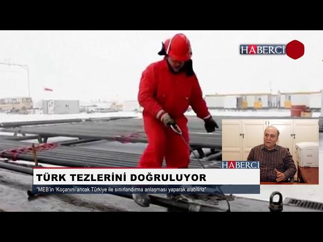 Türk Tezlerini Doğruluyor
