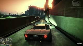 GTA 5 PC Gameplay : Mission 2 : Repossession Golden Medal