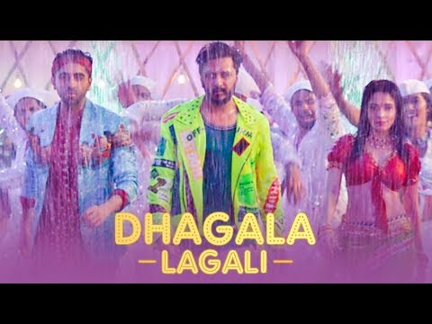 dhagala-lagali-song-on-location---dream-girl-|-riteish-d,-ayushmann-khurrana,-nushrat-bharucha